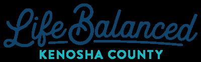 Life Balanced - Kenosha County Logo
